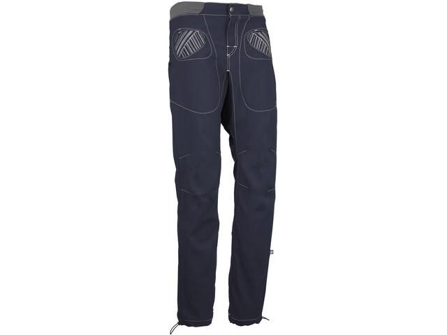 E9 Rondo Artek2 Pantaloni Uomo, blue navy